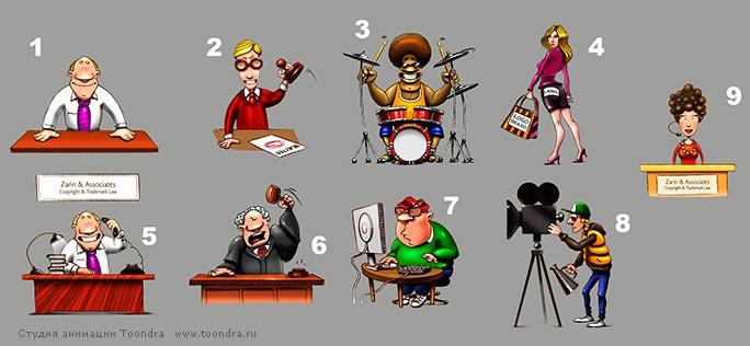 Как сделать анимационный мультик фото 50
